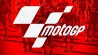 MotoGP - Ilustrasi Logo MotoGP (Bola.com/Adreanus Titus)