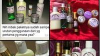 Produk Derma Skin Care Beauty yang ternyata ilegal. (dok. Instagram @dsc_beauty.id/https://www.instagram.com/p/Bma7Yrsn7S4/Henry