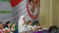 Bara JP dukung Khofifah-Emil Dardak di Pilkada Jatim. (Istimewa)