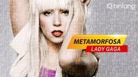 Metamorfosa Lady Gaga (Foto: Istimewa / Digital Imaging: M. Iqbal Nurfajri)