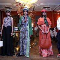 Fashion Show Neusa x Purana. (Foto: Fimela/ Daniel Kampua)