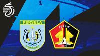 BRI Liga 1 - Persela Lamongan Vs Persik Kediri (Bola.com/Adreanus Titus)