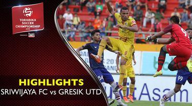 Video highlights TSC 2016 antara Sriwijaya FC vs Persegres Gresik United yang berakhir dengan skor 3-0 di Stadion Stadion Gelora Jakabaring.