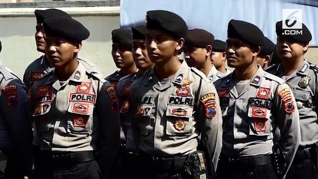 Dituntut agar selalu netral saat pelaksanaan pemilu, para polisi di Semarang dilarang untuk melakukan selfie bersama caleg ataupun capres.