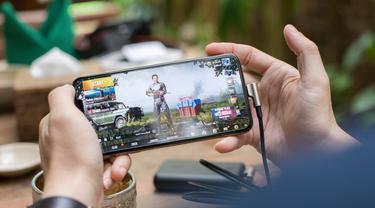 Ilustrasi Game Mobile, PUBG