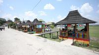 Desa Burai di Ogan Ilir yang kini menjadi salah satu destinasi wisata baru Sumatera Selatan berkat pengelolaan dari Pertamina EP Asset 2 Prabumulih. (Ist)