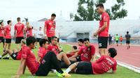 Klub Divisi Satu Liga Thailand, Khon Kaen United, punya nasib mirip Persinga Ngawi. (Bola.com/Khon Kaen Facebook)