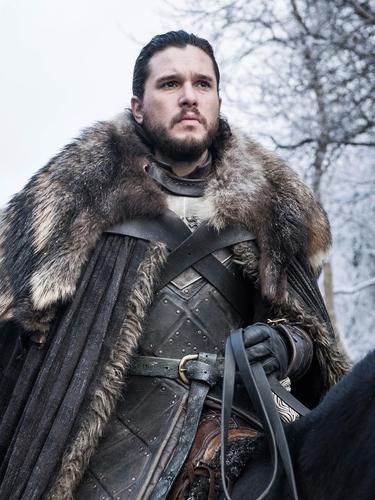 Jon Snow di Game of Thrones (Instagram/ gameofthrones - HBO)