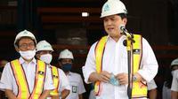 Menteri BUMN Lepas Penyaluran Bantuan Sembako Untuk 1000 Panti Asuhan (dok: KBUMN)