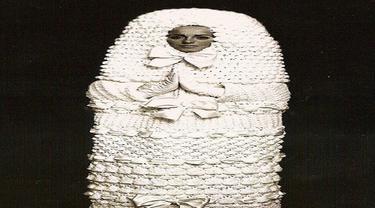 Tak Kalah dengan Raisa, 7 Gaun Pengantin Ini Bikin Geleng Kepala