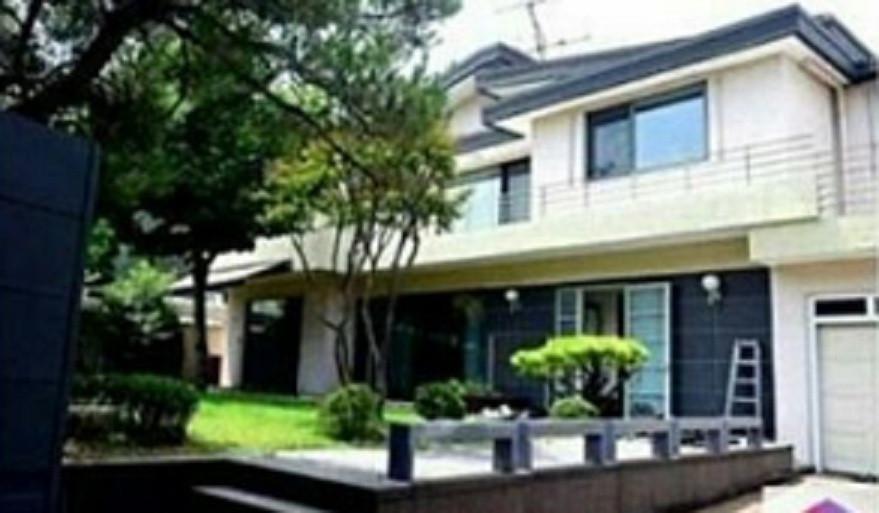Rumah mewah yang dibeli Song Joong Ki untuk ditempati bersama Song Hye Kyo setelah menikah (Enews)