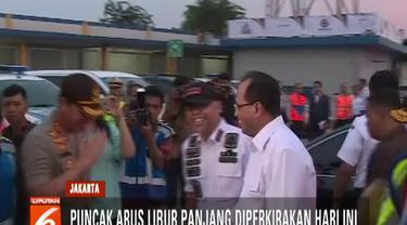Dari sekitar 1.000 kilometer Trans Jawa, para pengendara diminta lebih berhati-hati saat melintas di Tol Semarang-Solo karena kondisi jalan yang menanjak.