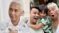 Potret kebersamaan rafathar dan ayah Nagita Slavina. (Sumber: Instagram/@gideonljtengker)