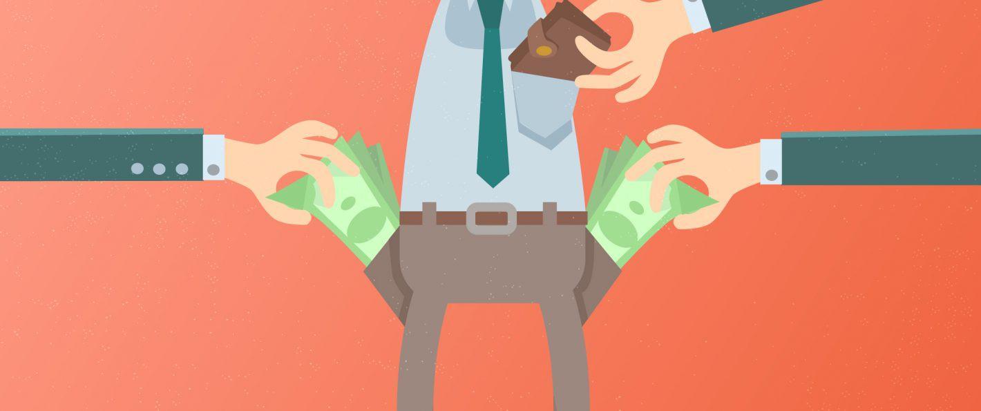 Editor Says Kenapa Masih Banyak Orang Kena Penipuan Uang