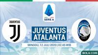 Serie A - Juventus Vs Atalanta (Bola.com/Adreanus Titus)