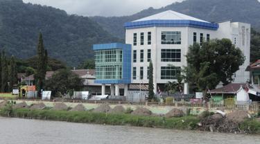 Perpustakaan Enrekang Sulawesi Selatan