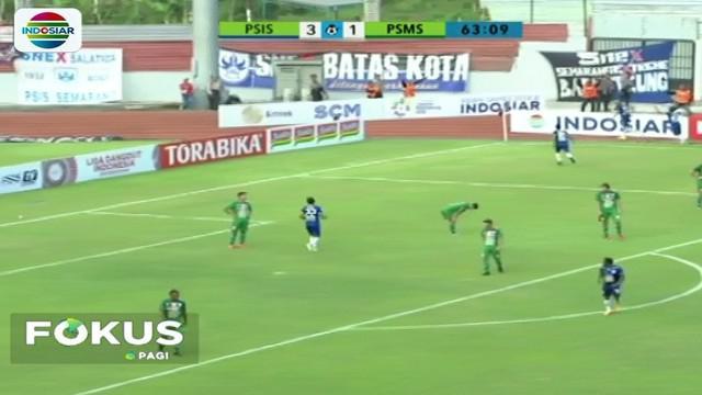 Kemenangan ini mengangkat posisi PSIS Semarang ke posisi tujuh klasemen sementara dengan raihan poin 5.