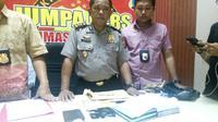 Polisi ungkap bisnis narkoba Kaltim yang dikendalikan dari penjara (Liputan6.com / Abelda Gunawan)