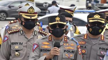 Cegah Pemudik Polresta Cirebon Sekat Sembilan Titik Hingga Jalur Tikus