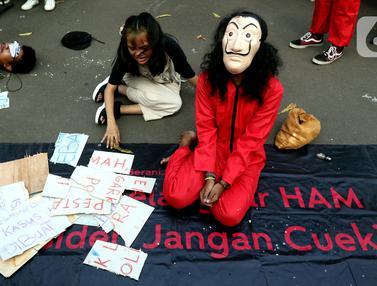 Aksi Keprihatinan Darurat Pemberantasan Korupsi