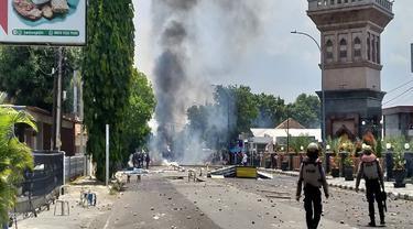 Polres Cirebon Ungkap Perusuh yang Ditangkap Saat Demo Reaktif Rapid dan Positif Narkoba