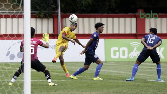 Bhayangkara FC vs Arema