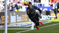 Thibaut Courtois (GABRIEL BOUYS / AFP)