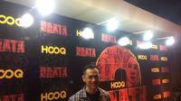 Oka Antara dalam acara Peluncuran Series Brata Season 2, Jakarta (11/2/2020).