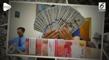 Posisi dolar Amerika Serikat (AS) berada di kisaran Rp 15.072.