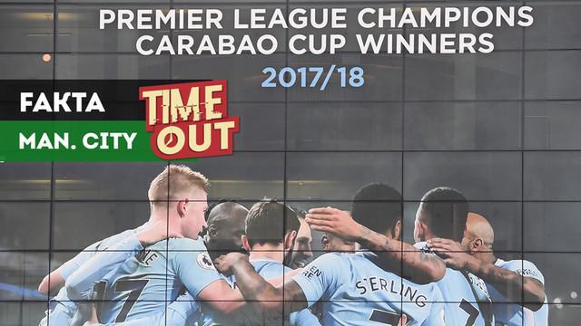 Berita video Time Out kali ini tentang fakta-fakta kesuksesan Manchester City bisa menjadi juara Premier League musim 2017-2018.