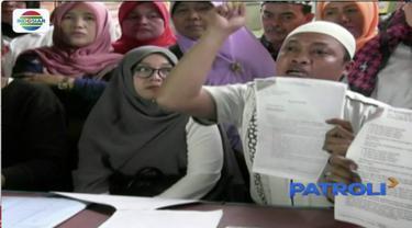 Korban penipuan biro perjalanan haji dan umrah Abu Tour minta Menteri Agama fasilitasi pemberangkatan umrah.