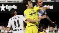 Valencia Vs Villarreal (REUTERS/Heino Kalis)