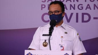 Komitmen Anies Hadirkan Kualitas Udara Bersih Jakarta, Ajak Warga Berpartisipasi