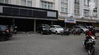 Suasana markas besar DPP Hizbut Tahrir Indonesia (HTI) di Jakarta, Kamis (20/7). Kementerian Hukum dan HAM (Kemenkum HAM) secara resmi telah mencabut status badan hukum organisasi kemasyarakatan HTI.(Liputan6.com/Faizal Fanani)