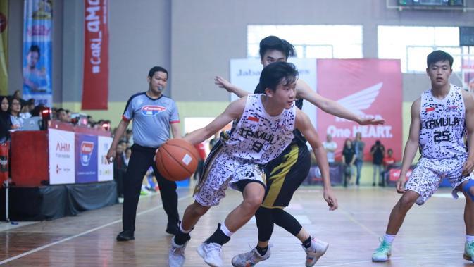 Konsisten Kembangkan Potensi Basket Indonesia, AHM Bawa 24 Pelajar ke  Amerika Serikat - Ragam Bola.com