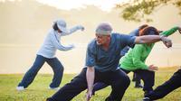 Apakah Olahraga Tai Chi Hanya Cocok Dilakukan oleh Orang Tua? (Ilustrasi iStockphoto)