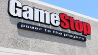 Logo GameStop, Ilustrasi. (Dok: Sean - The Verge)