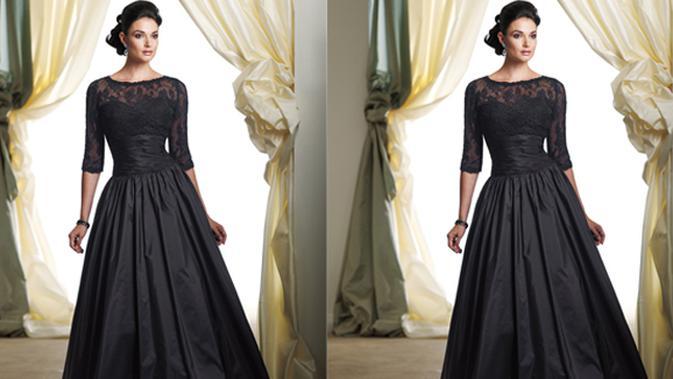 Pilih Pilih Baju Resepsi Pernikahan Untuk Acara Malam Hari Fashion