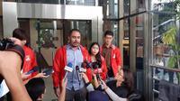 Ketua DPD PSI Kota Jakarta Selatan Patriot Muslim. (Foto: Istimewa).