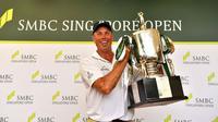 Mattt Kuchar juara SMBC Singapore Open 2020. (Dok Lagardere Sports)