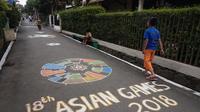 Warga Bandung sambut Asian Games 2018