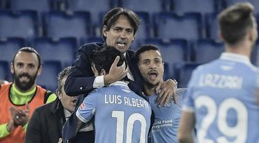Foto Liga Italia: Lazio Tundukkan Napoli 2-0 di Olimpico