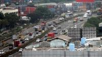 20 ruas jalan tol tersebut antara lain ruas tol Jakarta-Bogor-Ciawi, Jakarta-Tangerang, Cawang-Tomang-Grogol-Pluit, Jakarta Outer Ring Road, dan ruas Cikampek-Padalarang, Padalarang-Cileunyi, Palimanan-Kanci, dan Kanci-Pejagan (Liputan6.com/Faizal Fanani)