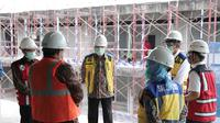 Pembangunan gedung darurat Corona di Yogyakarta