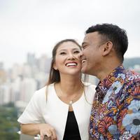 [Bintang] Sarwendah dan Ruben Onsu