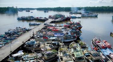 Sentra Kelautan dan Perikanan Terpadu (SKPT) Mimika, Papua