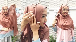 Kumpulan Foto Tutorial Hijab Praktis Terbaru Fimela Com Page 1