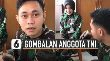Video kocak datang dari pria berseragam TNI ini. Ketika sedang minum kopi pahit mendadak menjadi manis.