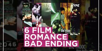 6 Film yang Berakhir Bad Ending Ala Wong Kar-Wai