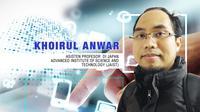 Opini Khoirul Anwar (Liputan6.com/Trie yas)